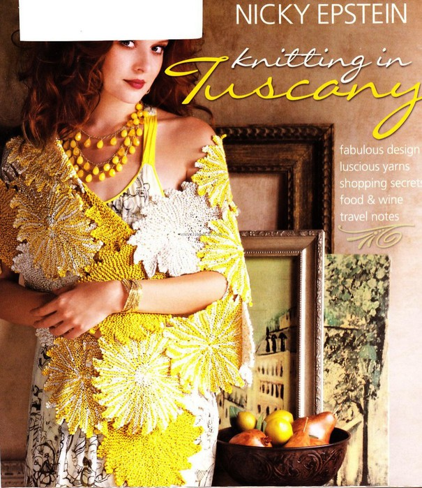 N. Epstein _ Knitting in Tuscany (605x700, 168Kb)