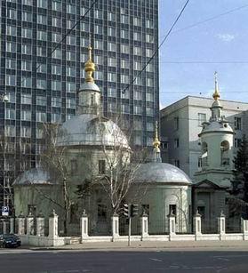 храмы москвы - Это бисер!