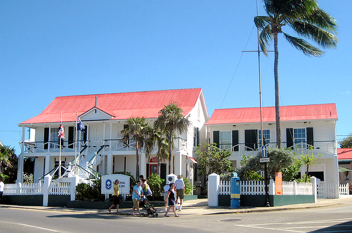 George Town - Cayman Islands National Museum  Flickr - Photo Sharing! (700x464, 683Kb)