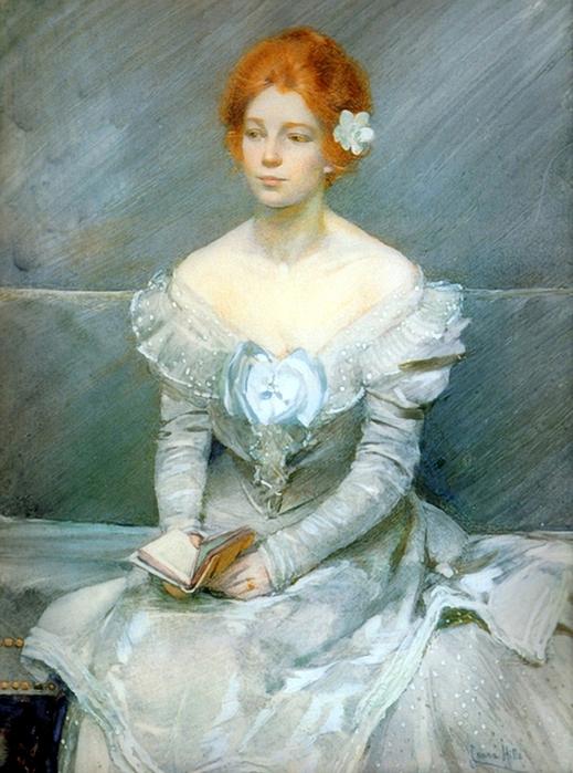 Laura Coombs Hills (1859 – 1952)-fire-opal-grace-mutell (519x700, 285Kb)