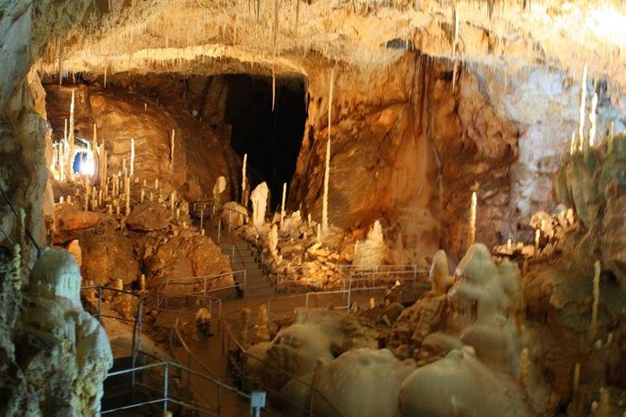 Медведь Пещера в селе Chiscau - Румыния - Bears' Cave, Chiscau, Romania, 73166