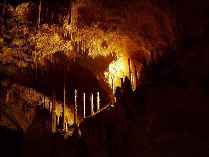 Медведь Пещера в селе Chiscau - Румыния - Bears' Cave, Chiscau, Romania, 85602
