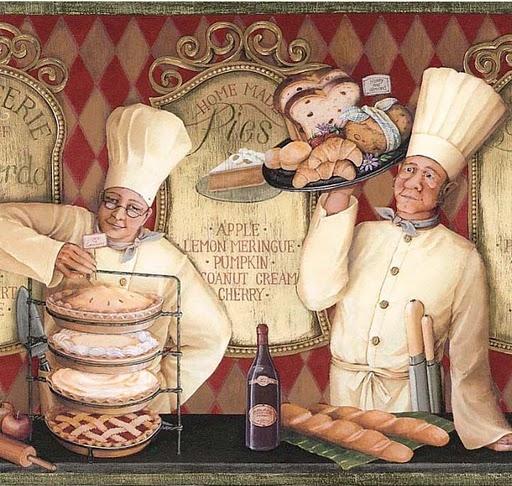 """...для декупажа  """"Кухня - 2 """". Картинки для декупажа на кухонную тему."""