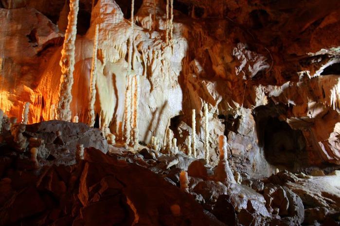 Медведь Пещера в селе Chiscau - Румыния - Bears' Cave, Chiscau, Romania, 42669