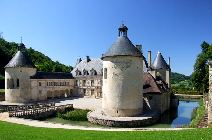 Замок Бюсси-Рабютен - Шато де Бюсси-ле-Гран 34636