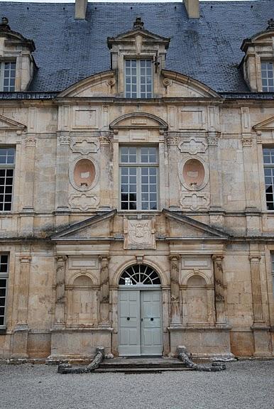Замок Бюсси-Рабютен - Шато де Бюсси-ле-Гран 66155