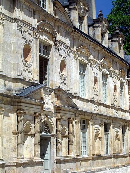 Замок Бюсси-Рабютен - Шато де Бюсси-ле-Гран 39227