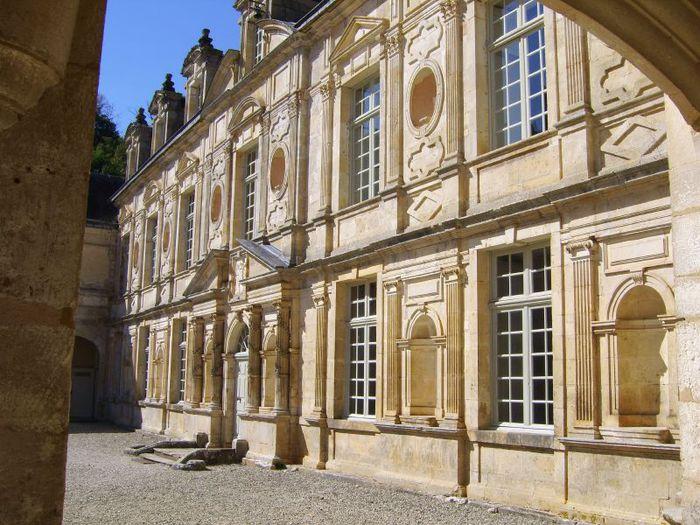 Замок Бюсси-Рабютен - Шато де Бюсси-ле-Гран 32604