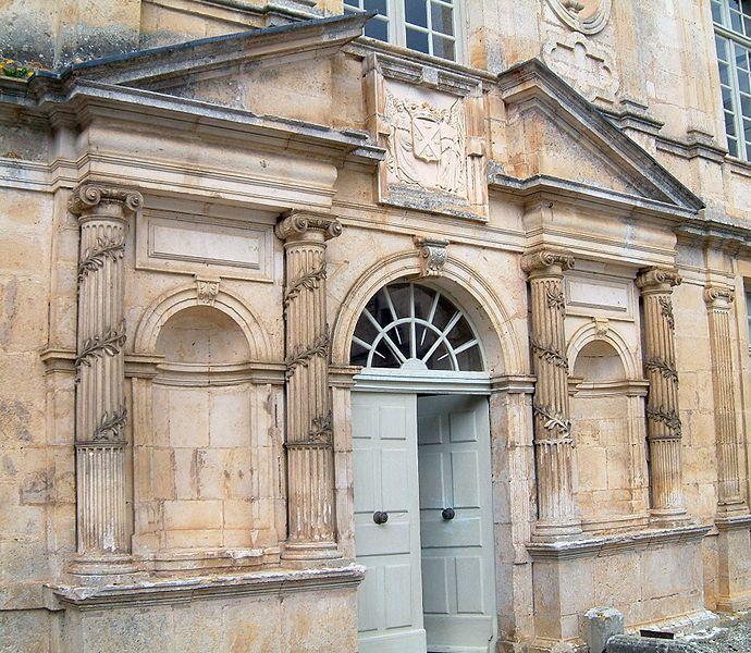 Замок Бюсси-Рабютен - Шато де Бюсси-ле-Гран 36567