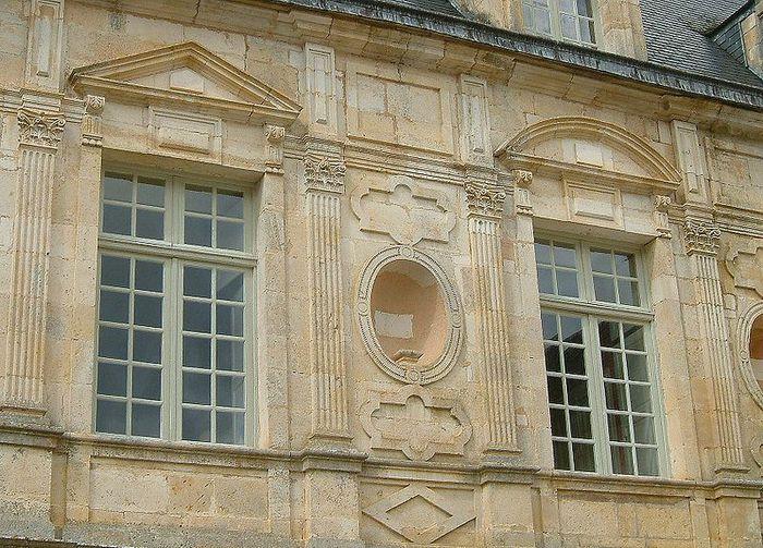 Замок Бюсси-Рабютен - Шато де Бюсси-ле-Гран 76480