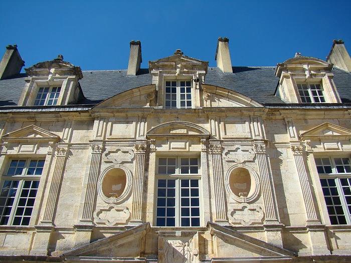 Замок Бюсси-Рабютен - Шато де Бюсси-ле-Гран 94246