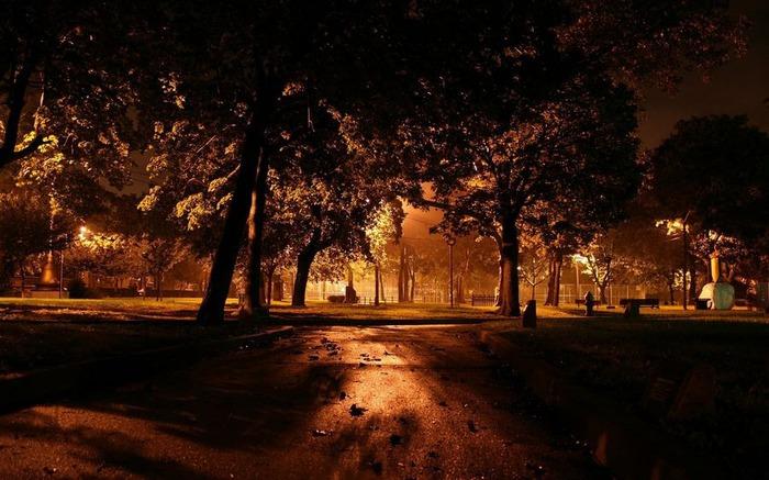 романтический пейзаж 1