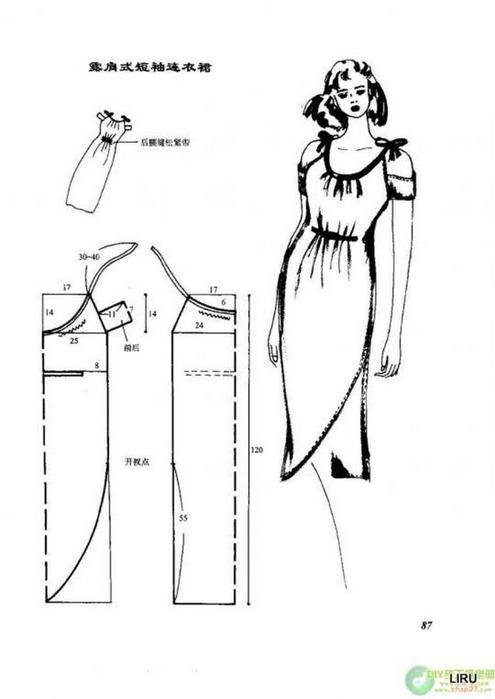 Нарядные платья для женщины своими руками выкройки