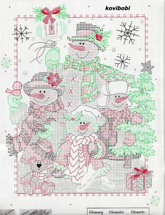 Snowmen Greetings-dim.8665-1 (539x700, 232Kb)