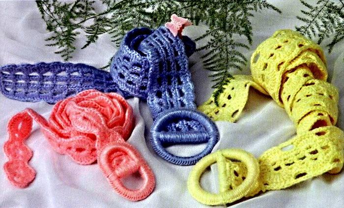 16 май 2012 .  Это простая идея вязания пояса крючком.  Пояс состоит из связаных колечек (кыждый делает колличество...
