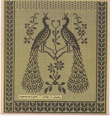 павлины-занавеска-сх (377x400, 72Kb)
