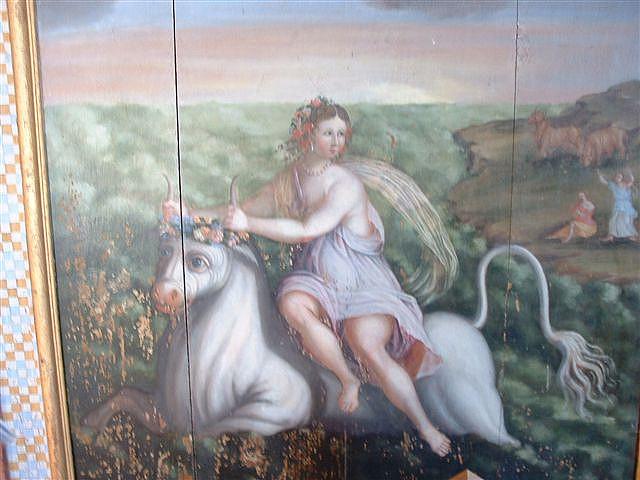 Замок Бюсси-Рабютен - Шато де Бюсси-ле-Гран 26452