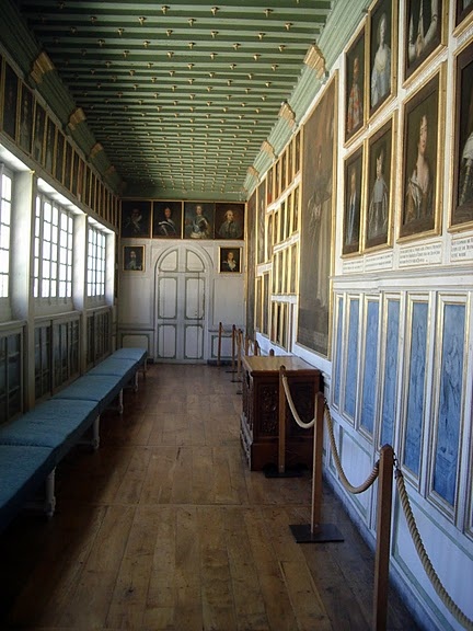 Замок Бюсси-Рабютен - Шато де Бюсси-ле-Гран 57442
