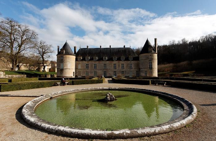 Замок Бюсси-Рабютен - Шато де Бюсси-ле-Гран 42379