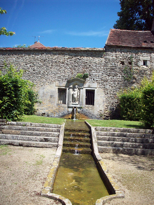 Замок Бюсси-Рабютен - Шато де Бюсси-ле-Гран 16756