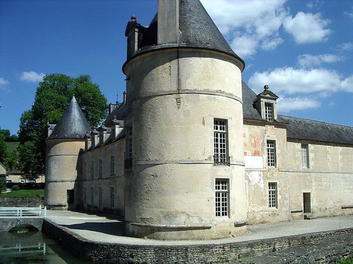 Замок Бюсси-Рабютен - Шато де Бюсси-ле-Гран 38831