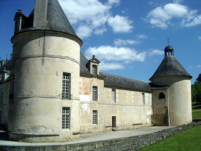 Замок Бюсси-Рабютен - Шато де Бюсси-ле-Гран 61488