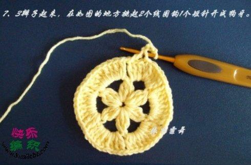 Чтение схем для вязания