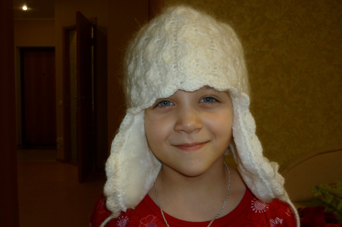 схема вязания шапки кубанки.