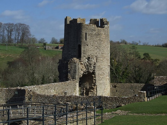 Замок Фарлейг Хангерфорд - Farleigh Hungerford Castle 52375