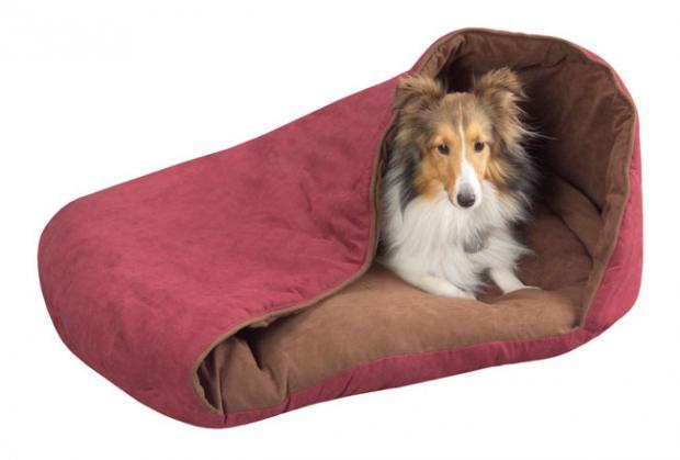 Сделать спальное место для собаки