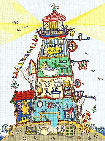 Lighthouse (354x477, 102Kb)