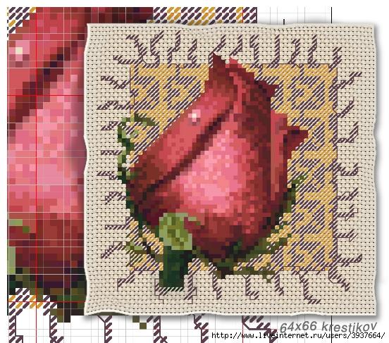 В архиве схемы к трем картинам для вышивки крестиком на тему - цветы. http://depositfiles.com/files/3w8zipa0c. http...