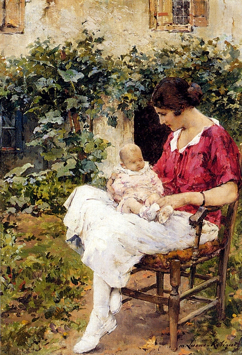 Lucas Robique Marie Aimee The First Born (476x700, 370Kb)