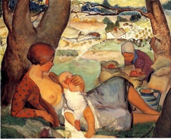 Elanor_Colburn_(American_artist,_1866-1939)_New_Earth (700x570, 278Kb)
