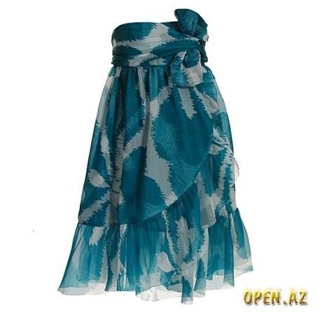 Belka = Как сшить модное платье за 20 минут 0 в Шитье, кройка.