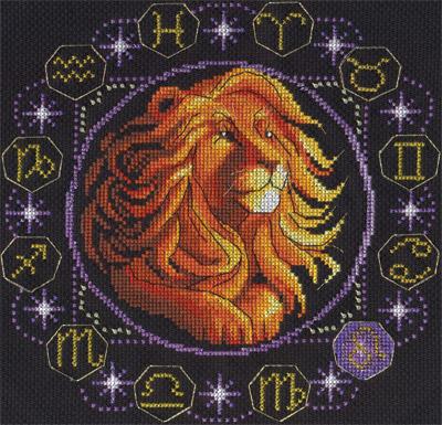 «Знаки Зодиака. Лев»