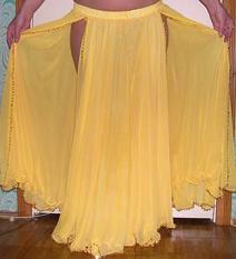 Восточные юбки своими руками фото