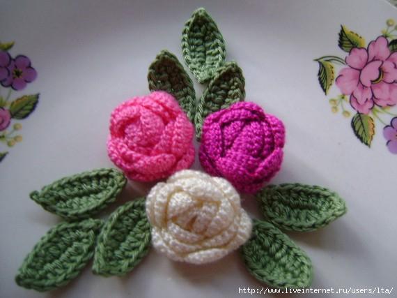 针织嵌花(贴花) - maomao - 我随心动