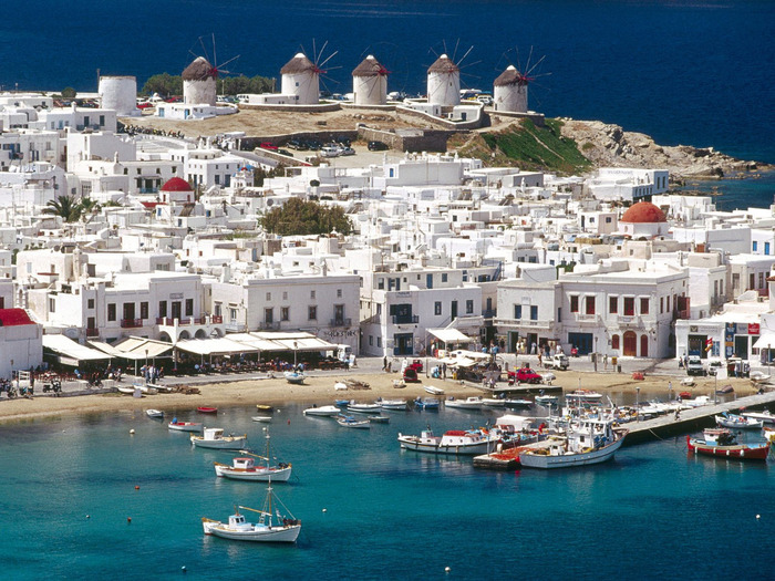 Mykonos, Cyclades, Greece (700x525, 183Kb)