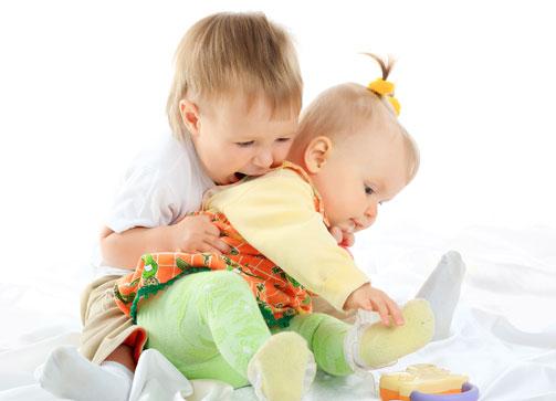 его психология: два ребенка с разницей в 3года поэтому выбирайте термобелье