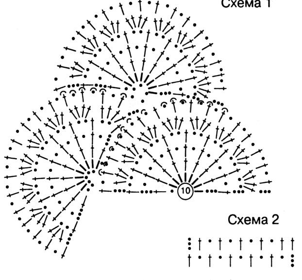 Azhurnyiy-zhaket-s-otdelkoy-iz-pushistoy-pryazhi.-Shema-vyazaniya-1 (622x577, 93Kb)