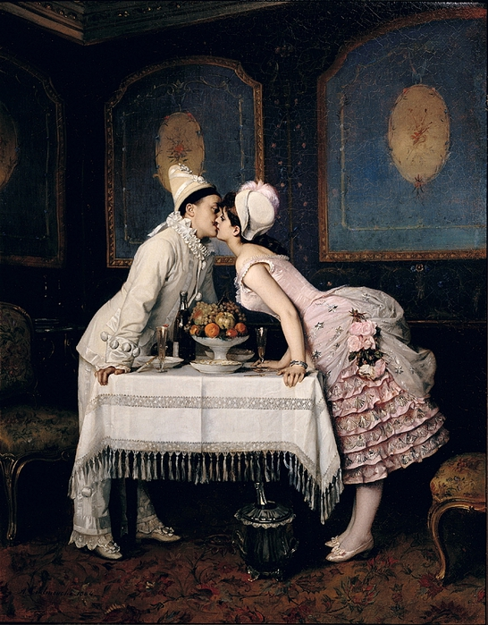 auguste-toulmouche-the kiss_ (546x700, 350Kb)