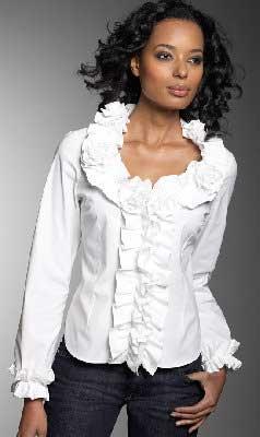 Купить Очень Красивую Блузку
