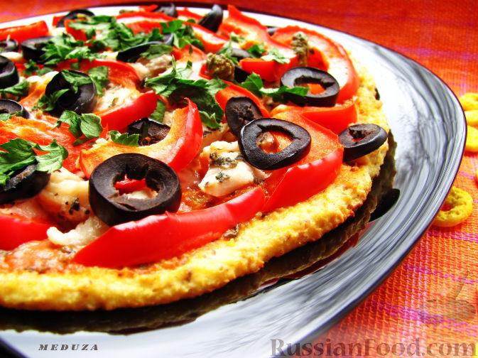 диетическая пицца (673x504, 120Kb)