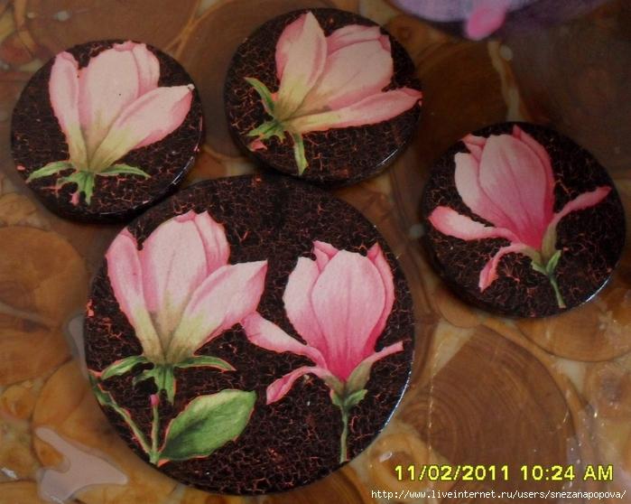 розово черный кракле (700x558, 307Kb)