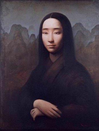 Японская Джоконда (348x458, 20Kb)