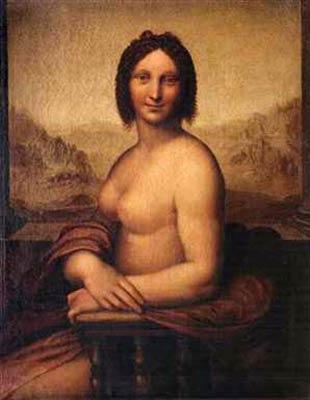 Эротическая Мона Лиза (310x400, 17Kb)