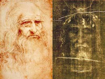 Плащаница с Леонардо (340x255, 18Kb)