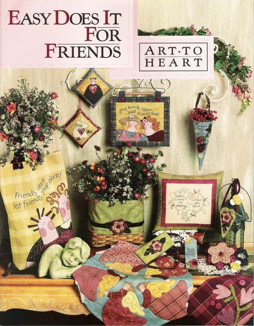 0 Art To Heart - Easy Does It For Friends (499x640, 106Kb)