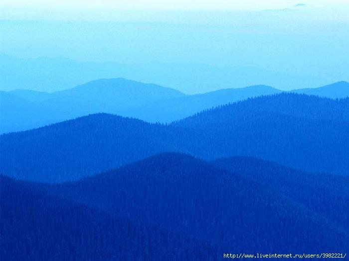 Голубые холмы (700x525, 132Kb)